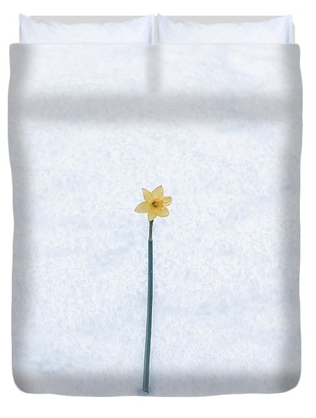 Almost Spring Duvet Cover by Joana Kruse