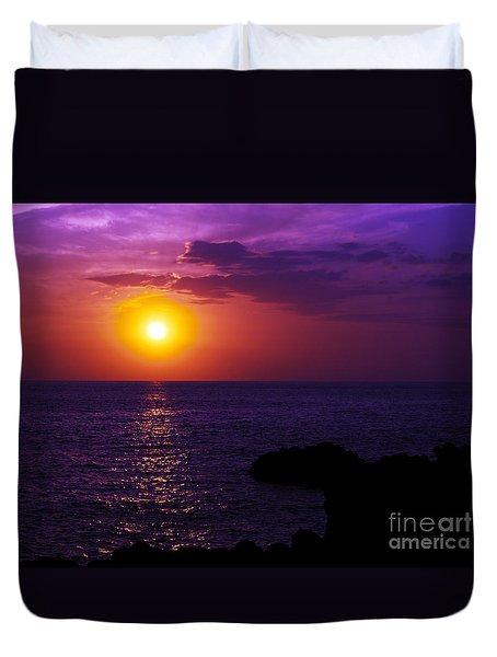 Aloha I Duvet Cover