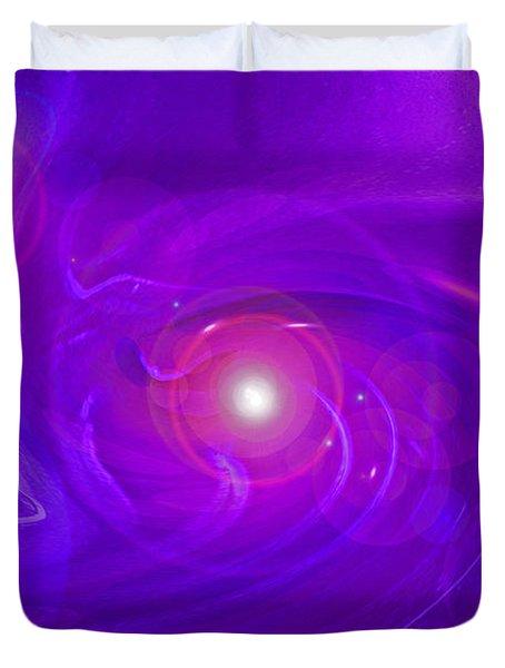 Alpha Level 2 Duvet Cover by First Star Art