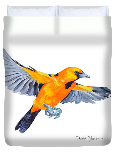 Da200 Altimira Oriole By Daniel Adams  Duvet Cover