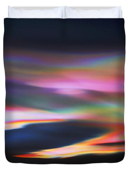 Amazing Mother Nature.. Duvet Cover