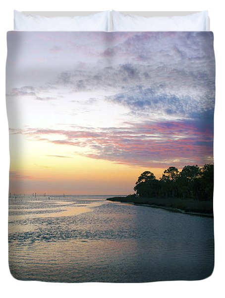 Amazing View Duvet Cover