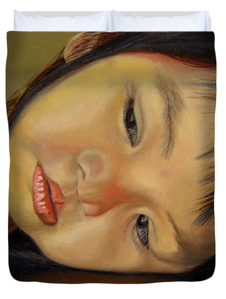 Amelie-an 12 Duvet Cover