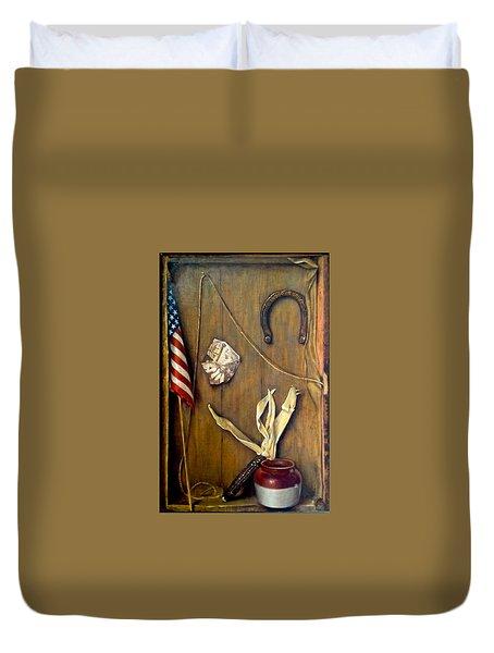 7/11 Duvet Cover