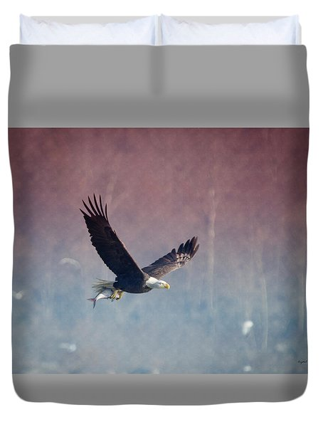 American Eagle Duvet Cover