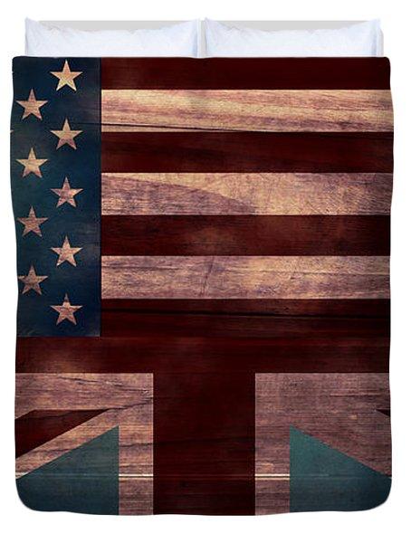American Jack I Duvet Cover
