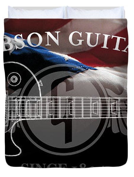 American Legend Duvet Cover