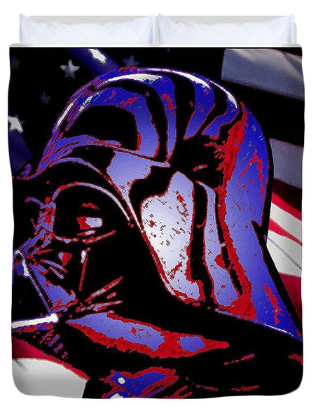 American Sith Duvet Cover