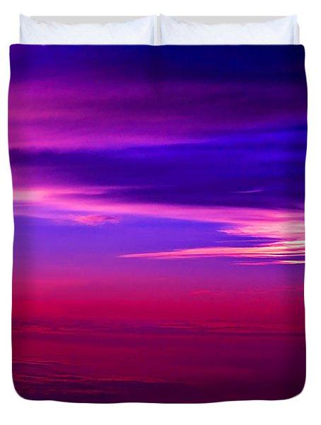 American Sky Duvet Cover by Adam Olsen