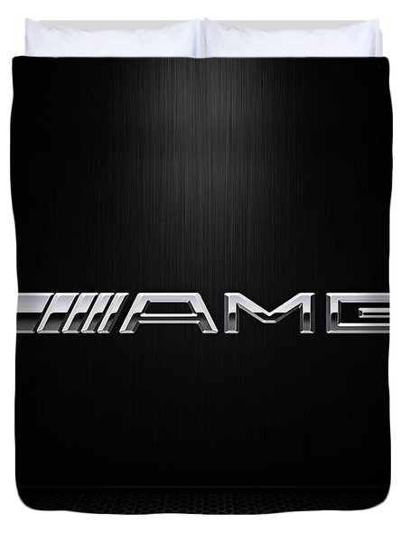 Amg Center Stage Duvet Cover