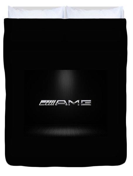 Amg Center Stage Duvet Cover