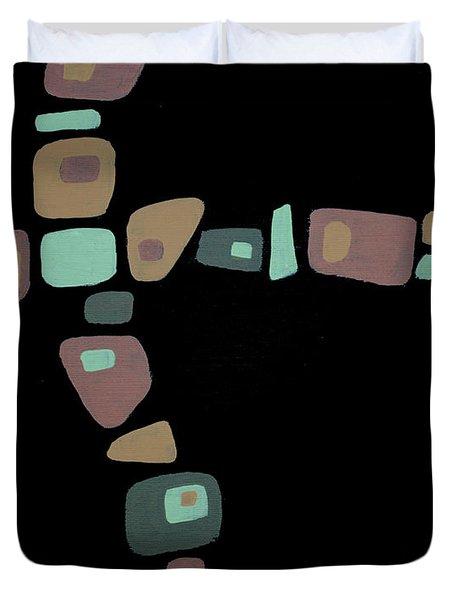 Amoeba 1 Duvet Cover