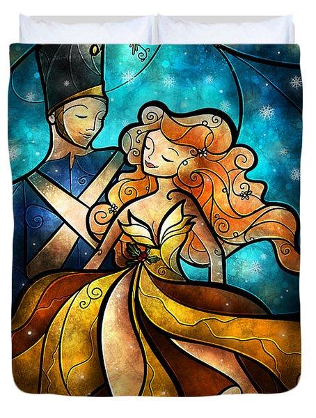 An Enchanting Evening Duvet Cover
