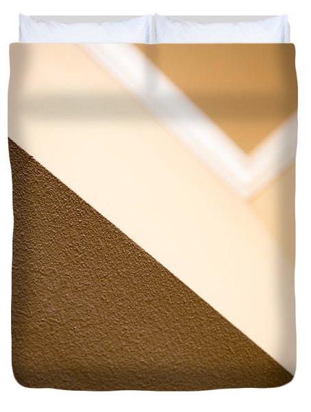 Angles Duvet Cover