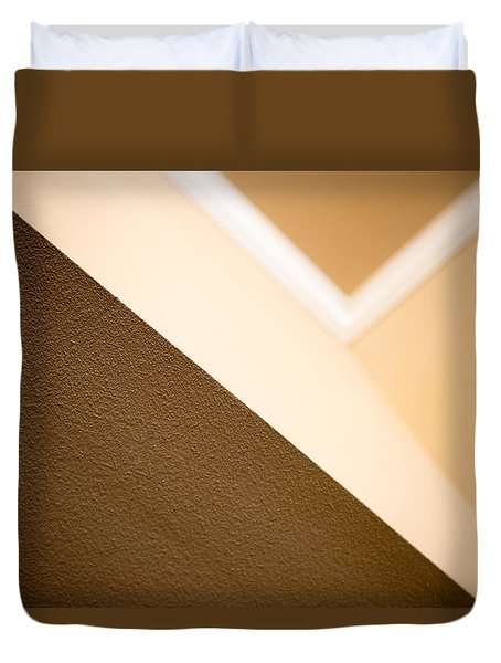 Angles Duvet Cover