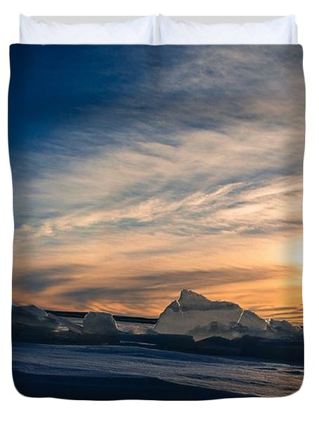Angostura Ice 2 Duvet Cover