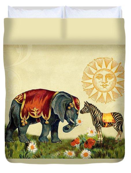 Animal Love Duvet Cover