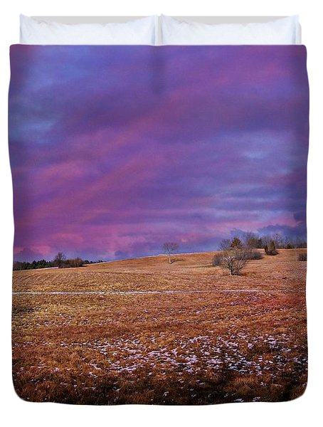 Another Day Duvet Cover by Barbara S Nickerson