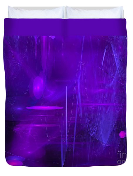 Another Dimension Duvet Cover