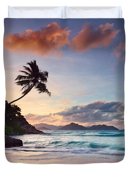 Anse Severe Duvet Cover by Michael Breitung