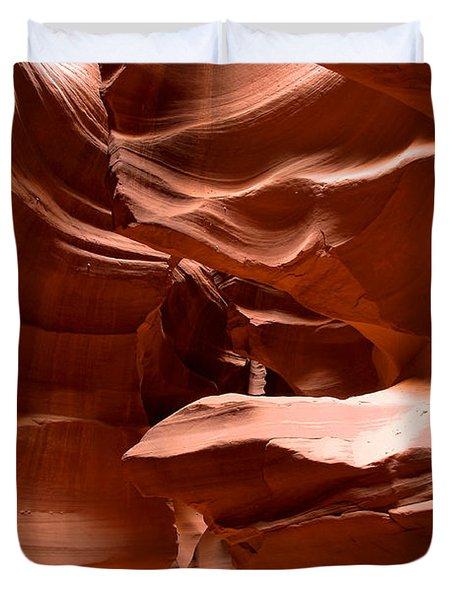 Antelope Canyon 1 Duvet Cover