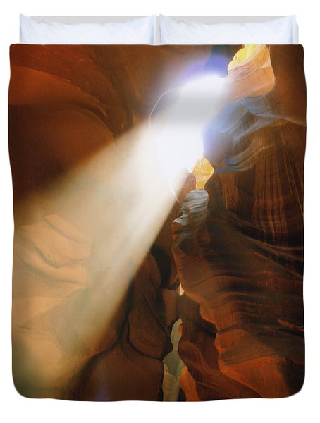 Antelope Canyon One Duvet Cover