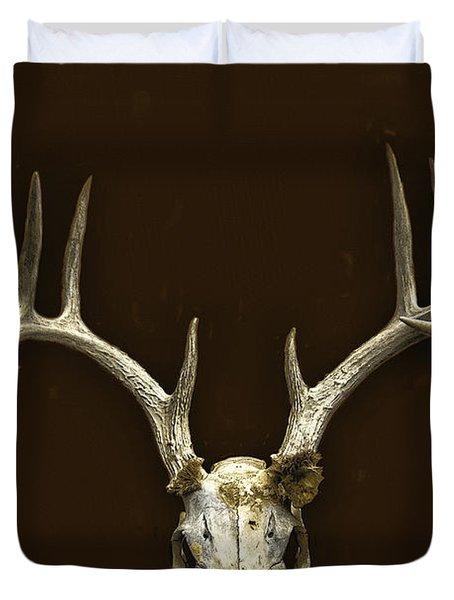 Antlers Duvet Cover