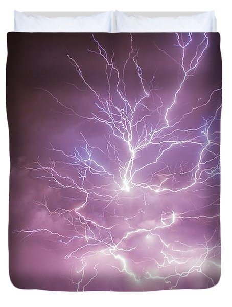 Anvil Crawlers Duvet Cover