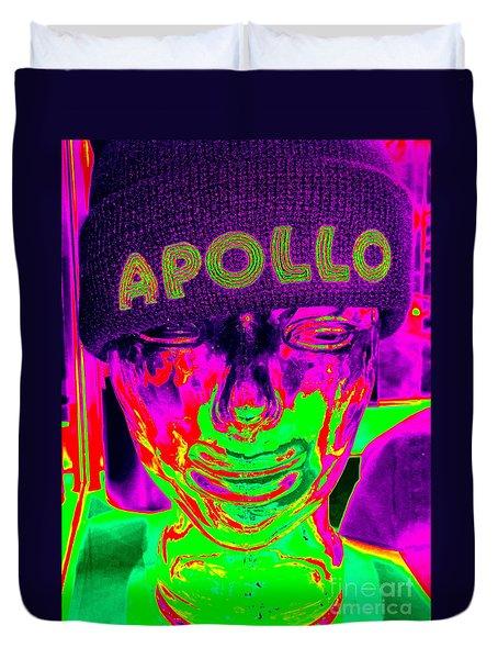 Apollo Abstract Duvet Cover