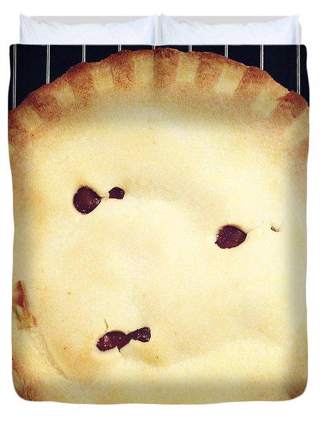 Apple Pie Duvet Cover by Les Cunliffe