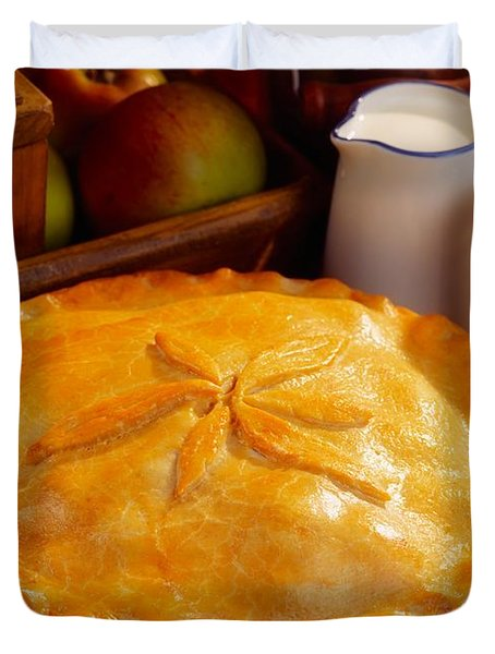 Apple Pie Duvet Cover by The Irish Image Collection