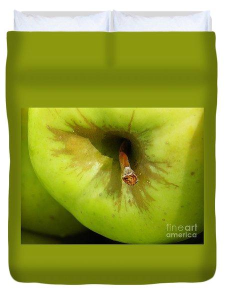 Apple Duvet Cover by Sarah Loft