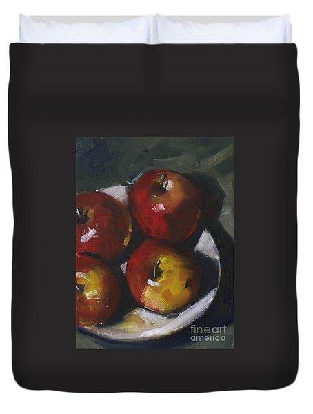 Appleshine Duvet Cover