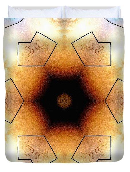 Aquarian Stardrum Duvet Cover