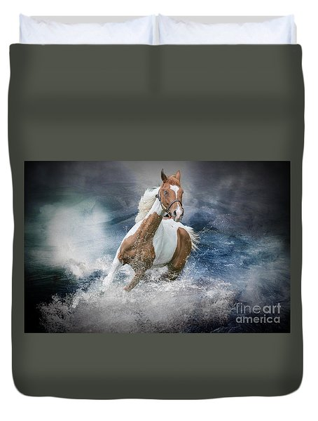 Stla Once Upon A Time Duvet Cover