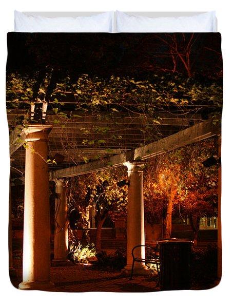 Arbor Glow Duvet Cover