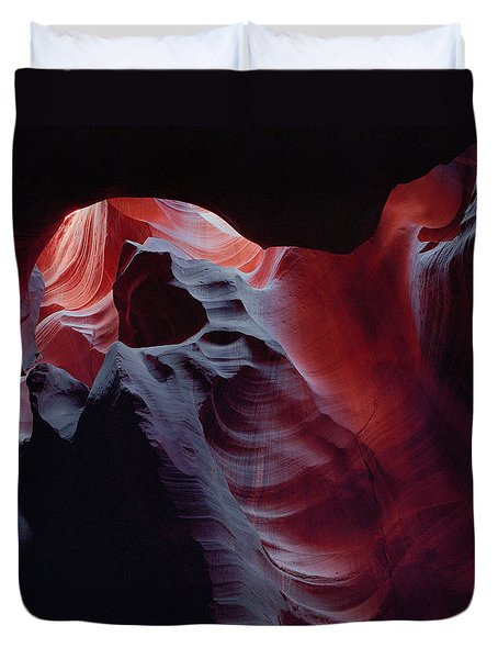 Arc Light Duvet Cover