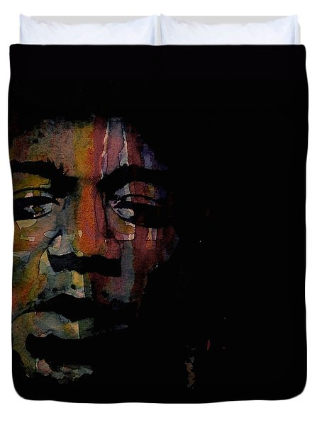 Are You Experienced Duvet Cover