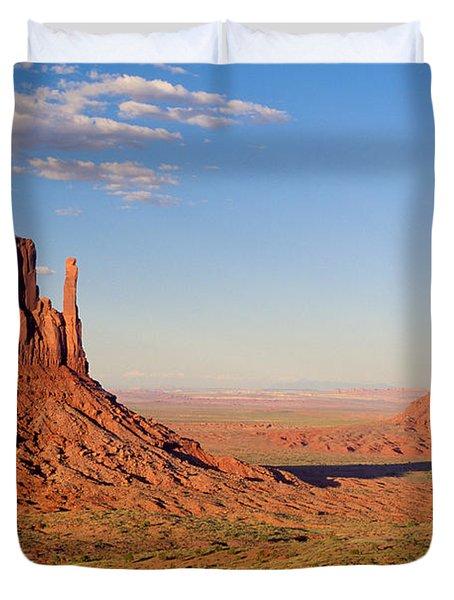 Arizona Monument Valley Duvet Cover