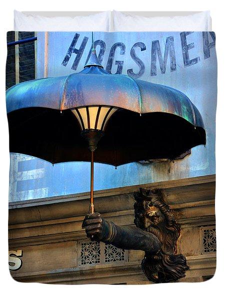 Armbrella Duvet Cover