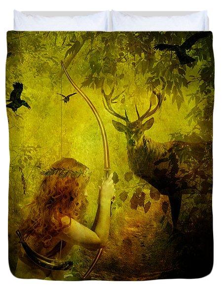 Artemis Duvet Cover
