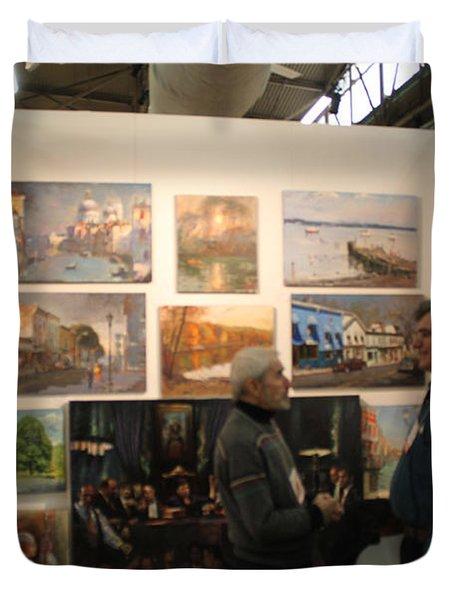 Artexpo 2011 Ny Duvet Cover