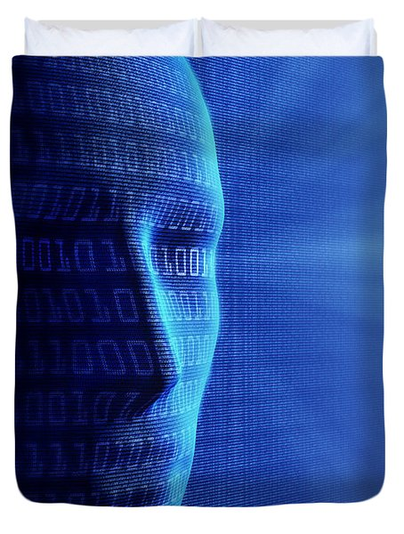 Artificial Intelligence Duvet Cover