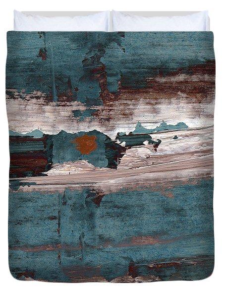 artotem I Duvet Cover by Paul Davenport