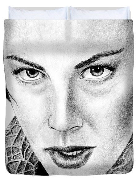 Arwen Undomiel Duvet Cover by Kayleigh Semeniuk