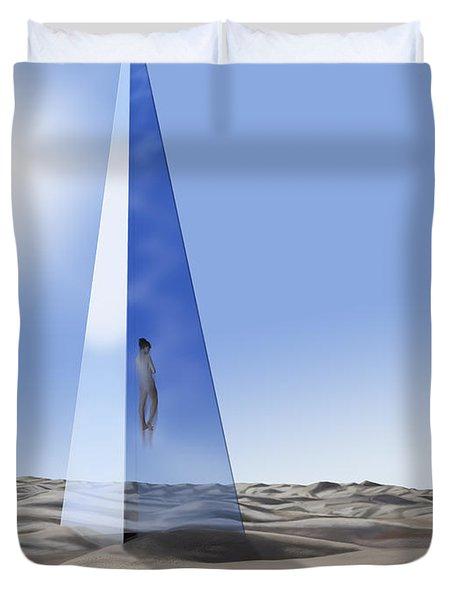 Ascension Duvet Cover