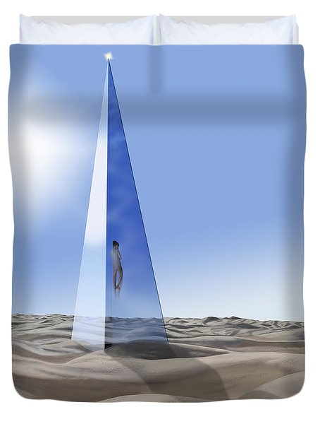 Ascension Duvet Cover
