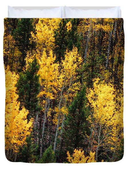 Aspen Grove Duvet Cover