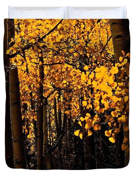 Aspen Woods Duvet Cover