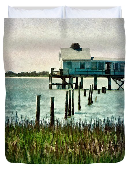 Assateague Abandon Duvet Cover